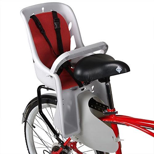 Asiento para bicicleta p ni os bell carrier paseos seguros for Asiento para ninos auto
