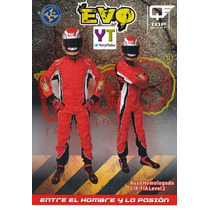 Buzo Karting Km Homologado Cik/fia Evo08