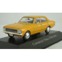 Col. Carros Inesquecíveis Brasil ¿ Vol.44 Opala 2500 (1969)