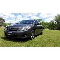Toyota Corolla 2008 Xei Full Impecable 82mil Km Inmacula