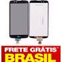 Tela Frontal Touch Display Lcd Lg K10 K430dsf Sem Tv Preto