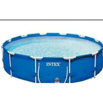 Piscina De 6500 Litros Intex