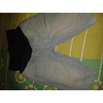 Pantalón Materno Talla L ( En Perfectas Condiciones)