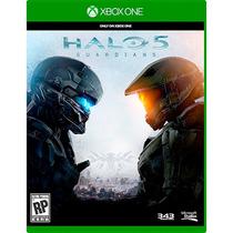 Halo 5: Guardians - Xbox One - Midia Fisica - Lacrado
