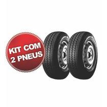 Kit Pneu Pirelli 205/70r15 Chrono 106r 2 Un - Sh Pneus