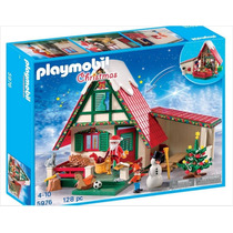 Playmobil 5976 Casa De Papá Noel Entregas Metepec Toluca