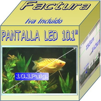 Display Pantalla Netbook Blue Light Ivia N10 Led 10.1
