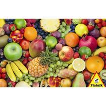 53704 Rompecabezas Frutas Piatnik 1000 Pz