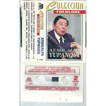 Atahualpa Yupanqui Coleccion Folklore Cassette Nuevo