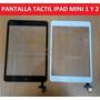 Pantalla Tactil Touch Apple Ipad Mini 1 Y 2 Con Boton Home