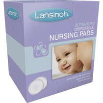 Lansinoh - Ultra-suaves Almohadillas De Lactancia 36 De Recu