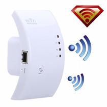 Router Wifi Repetidor Wireless Inalambrico Amplificador
