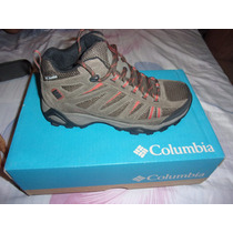 Zapatos Botas Columbia North Plains Talla 40.5 O 7.5