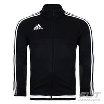 Jaqueta Adidas Tiro 15 Preta - Futfanatics