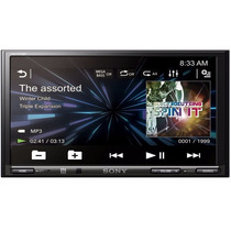 Pantalla Doble Din Sony Xav-v750bt Usb, Bluetooth, Auxiliar