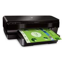 Impressora Hp Officejet 7110 Wide Format Eprinter Preta