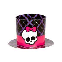 Monster High Top Partido Sombreros 8ct