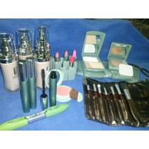 Combo Clinique Labial Polvo Rimel Maquillaje
