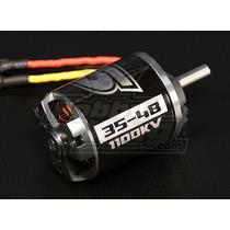 Motor Ntm 3548 1100kv 3 A 5s 640w - Fúria Hobby