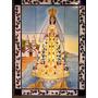 Virgen Del Valle Mural De Ceramica