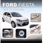 Ford Fiesta Kit Cromado De Fiesta ¡¡incluye!! Tapa Gasolina