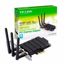 Placa De Red Wifi Pci-e Tp Link Archer T9e Ac1900 Dual Band