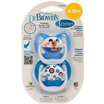 Dr. Brown Previenen Diseño Chupete Niños Etapa 2 06.12 Meses