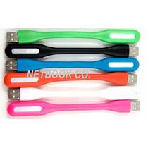 Lampara Luz Led Blanca Flexible Usb Xiaomi Samsung S Moto Lg