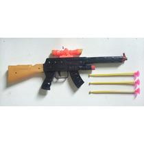 Arminha De Brinquedo Rifle Espingarda Arma Metralhadora
