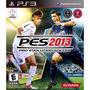 Pro Evolution Soccer Pes 2013 - Playstation 3 Ps3 Play 3