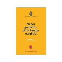 Libro Nueva Gramatica De La Lengua Española *cj