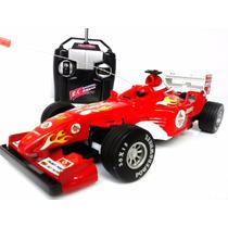 Carrinho Carro Controle Remoto Corrida Formula 1