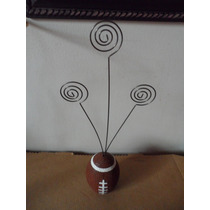 Figura Decorativa Balon Futbol Americano Deportes Sports