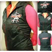 Jaqueta Feminina Pbr Professional Bull Riders