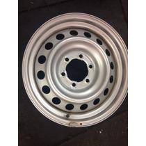 Rodas Ferro Toyota Hilux Aro 17 - 6x139,7 Viper Pneus