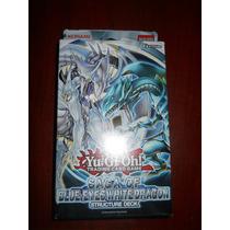 Structure Deck Saga Of Blue Eyes White Dragon -yugioh-