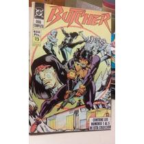 Comic Español Butcher Tomo 1 Del 1 Al 5