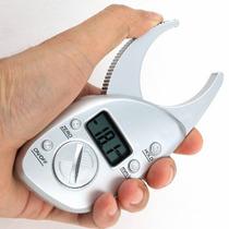 Plicometro Digital Medidor De Grasa Corporal Nutricion Salud