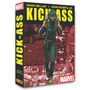 Kick-ass Box - Caixa Exclusiva Para As Hqs.