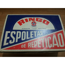 Brinquedo Espoleta Antiga Pra Revolver Estrela Decada 70/80