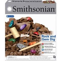 Juego Didactico Rocas Y Gemas Descrubrir Ciencia Smithsonian