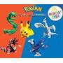 Coleção Completa Pokemon Omega Alpha Mc Donalds Lanche 2016