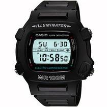 Relógio Casio W740 Cronômetro / Timer Prova Dágua 100 Mts Wr