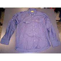 Camisa Gabardina Varios Colores Pampero