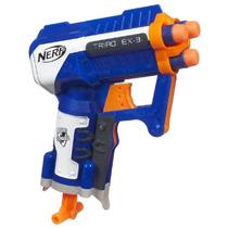 Nerf - Lançador N-strike Elite Triad - Hasbro