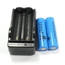 2 Baterías Piezas 18650 3800 Mah 3.7v Li-ion Batería Recarga