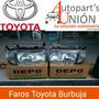 Faros De Toyota Burbuja