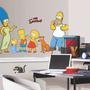 Adesivo De Parede - Simpsons 141