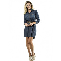 Vestido Jeans Moderno Principessa Adri