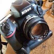 Nikon D800 + Grip + Nikkor 50m1.4 Is (manual) Tudo Perfeito!